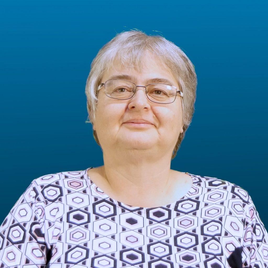 Radváné Bartos Erzsébet